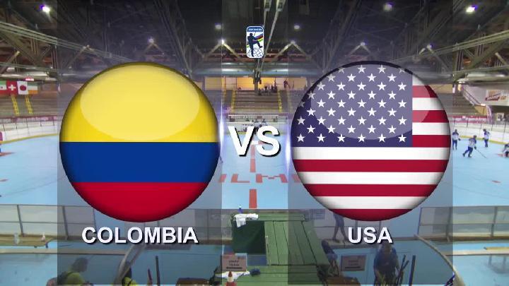 Colombia Vs Usa Asiago 28 07
