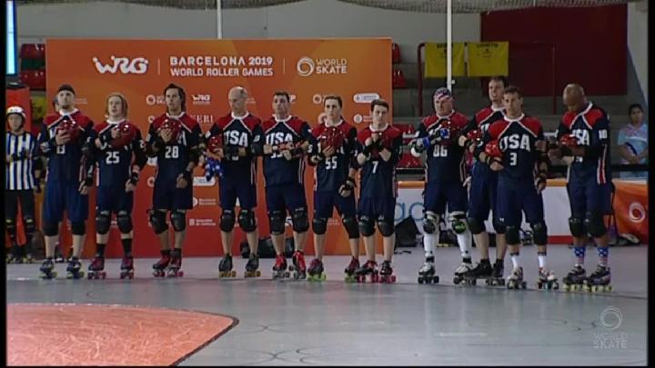finest selection 2552d 752f4 World Skate - Roller derby